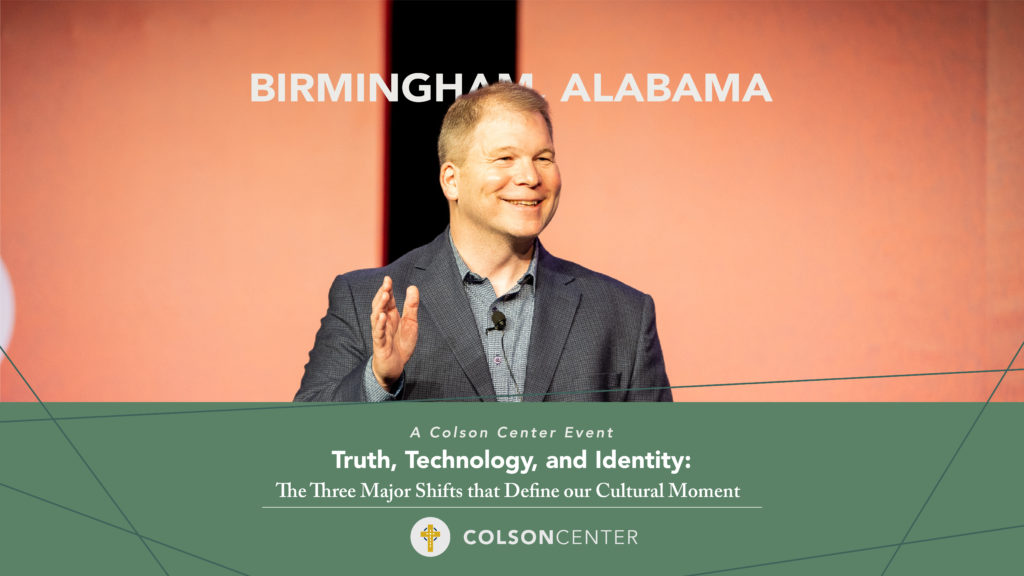 Truth, Technology, and Identity: Three Major Shifts that Define our Cultural Moment